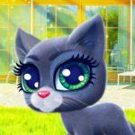 החתול השמח - משחק חתולים לילדים