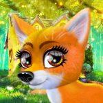 השועל השמח - משחק הלבשה והאכלה