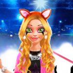 נינה כוכבת הפופ - משחק הלבשה כיפי
