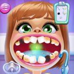מר רופא שיניים - משחק טיפול שיניים