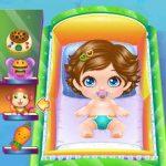 לילי התינוקת - משחק בנות