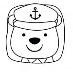 קפטן טדי בר לצביעה